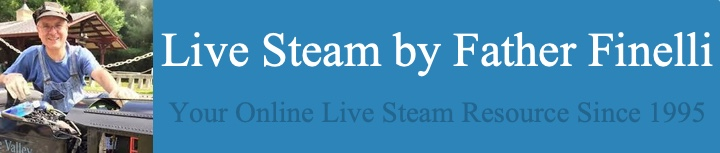 Live Steam by Father Finelli